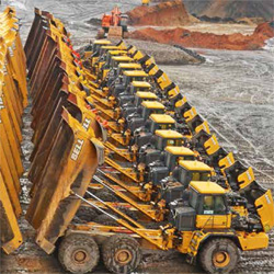 New Bell ADTs give ALS Group the edge in coal mining
